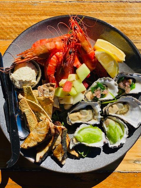 Seafood Platter JJ's All Day Menu